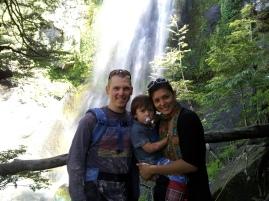 Termas de Chillán Waterfall