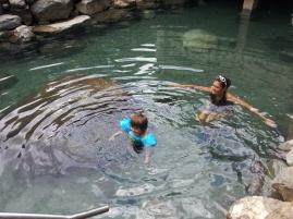 Los Pozones Hot Springs