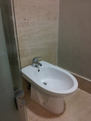 A bidet...how European!