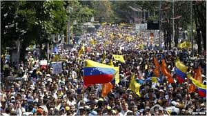 College students in Venezuela use National Youth Day to march and protest; at the end of the day, 3 students will be shot